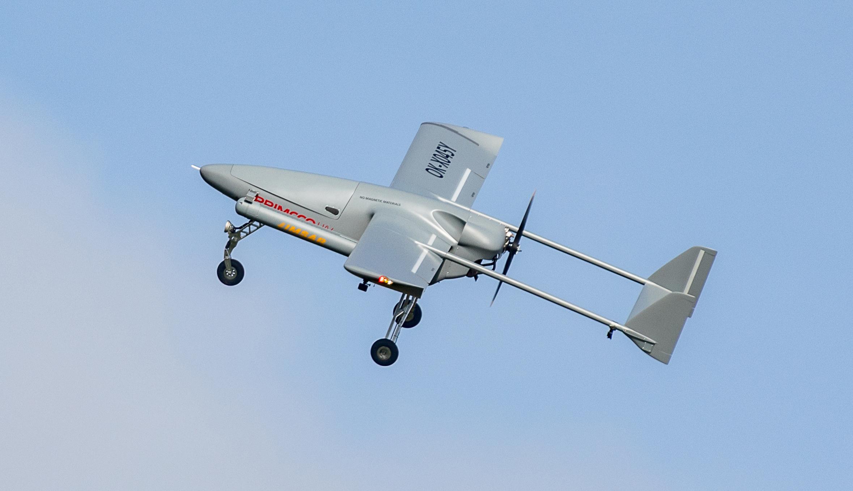 NSP-7 on Primoco UAV